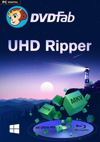 DVDFab UHD Ripper (24 Monate)
