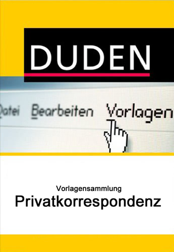 Vorlagensammlung – Privatkorrespondenz (Download), MAC
