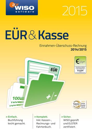 WISO EÜR & Kasse:mac 2015