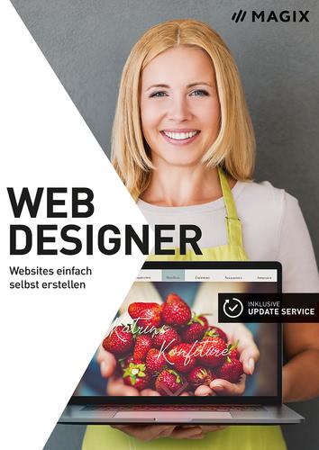Verpackung von Web Designer [PC-Software]
