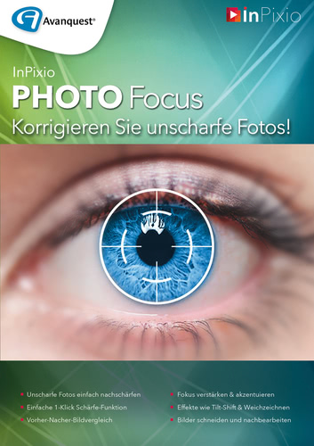 InPixio Photo Focus (Download), PC