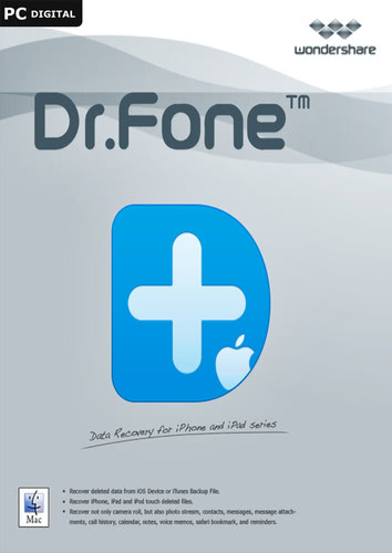 Packaging by Dr. Fone iOS [PC-software]