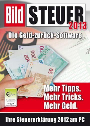 Verpackung von Bild Steuer 2013 (für Steuerjahr 2012) [PC-Software]