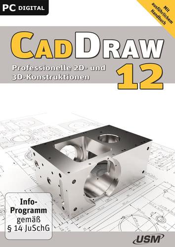 Verpackung von CAD Draw 12 [PC-Software]