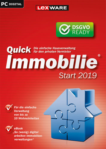 QuickImmobilie start 2019 (Download), PC