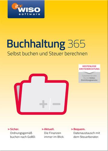 Verpackung von Buhl Buchhaltung Professional 365 Tage [PC-Software]
