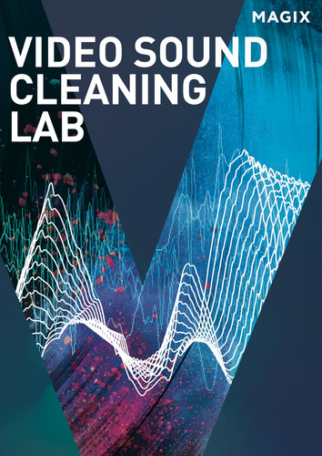 Packaging by Magix Video Sound Cleaning Lab [PC-software]