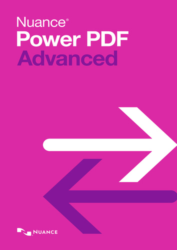 Verpackung von Nuance Power PDF Advanced 2.0 [PC-Software]