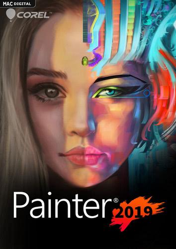 Verpackung von Painter 2019 [Mac-Software]