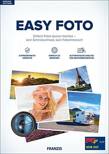 Verpackung von Franzis Easy Foto [MULTIPLATFORM]
