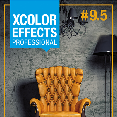 Verpackung von X COLOR effects pro 9.5 [PC-Software]