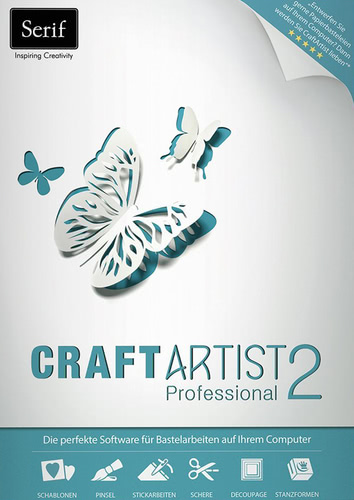 Verpackung von CraftArtist 2 Professional [PC-Software]