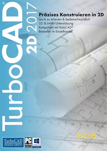 TurboCAD 2D 2017 (Download), PC