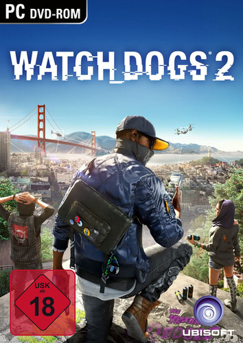 Verpackung von Watch Dogs 2 [PC]