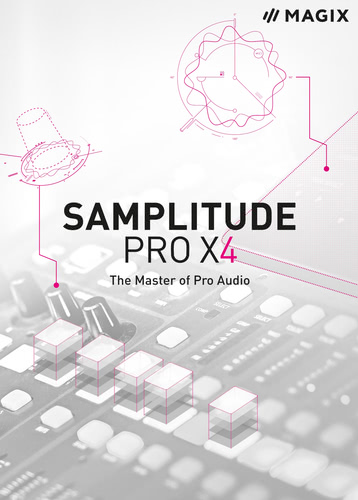 Samplitude Pro X4 (Download), PC