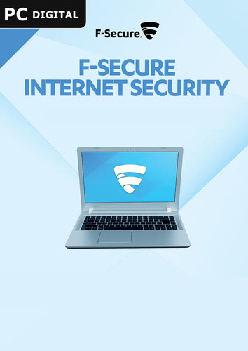 Packaging by F-Secure Internet Security 2018 1 device / 12 months [PC-software]