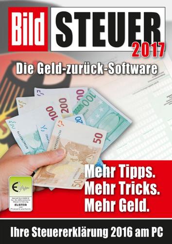 Verpackung von Bild Steuer 2017 (für Steuerjahr 2016) [PC-Software]