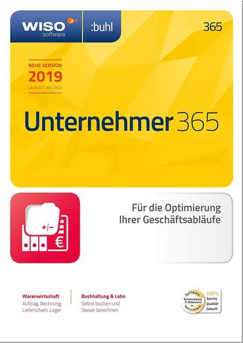 WISO Unternehmer 365 (2019) (Download), PC