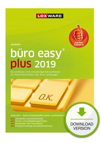 büro easy plus 2019 (Download), PC