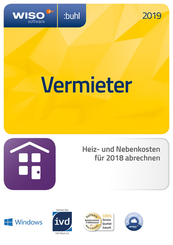 WISO Vermieter 2019 (Download), PC
