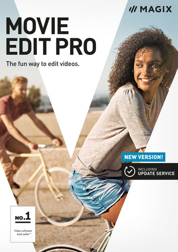 Packaging by Magix Movie Edit Pro (2018) [PC-software]