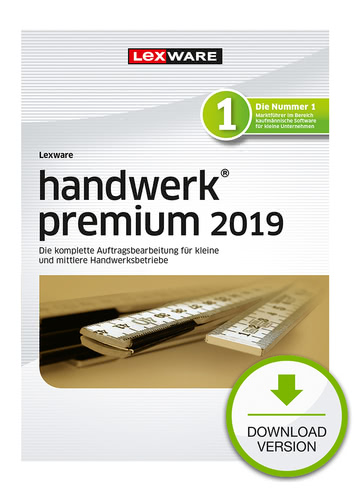 handwerk premium 2019 (Download), PC
