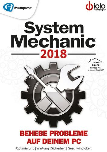 System Mechanic 2018, ESD (Download) (PC)