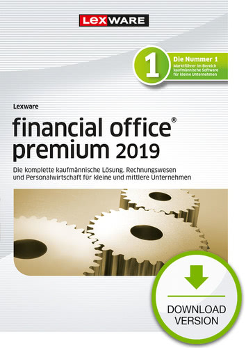 financial office premium 2019 (Download), PC