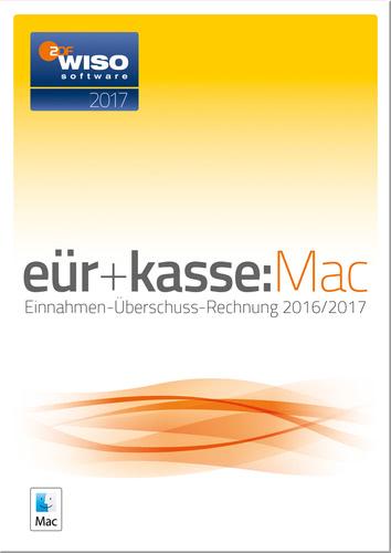 Verpackung von WISO EÜR & Kasse:Mac 2017 [Mac-Software]