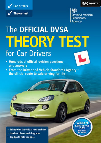 Packaging by The Official DVSA Theory Test 2016 for Car Drivers [Mac-software]