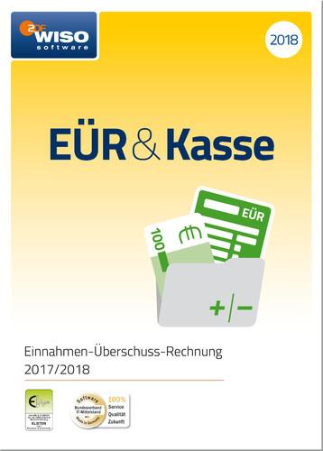Verpackung von WISO EÜR & Kasse 2018 [PC-Software]