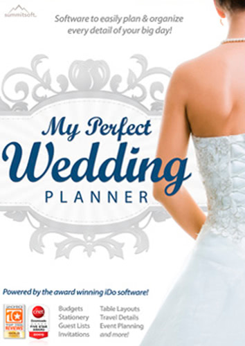 Packaging by My Perfect Wedding Planner [PC-software]