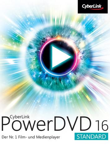 Verpackung von CyberLink PowerDVD 16 [PC-Software]