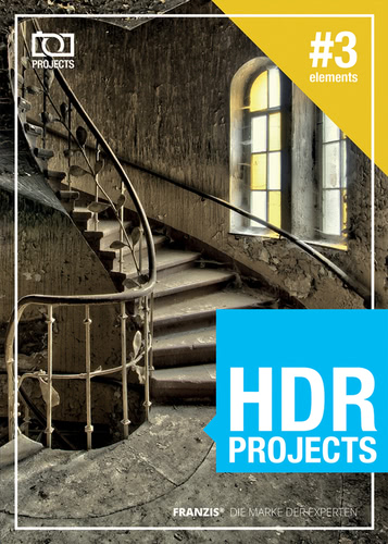 Verpackung von HDR projects 3 elements [PC-Software]