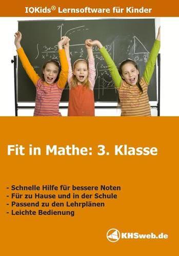 Verpackung von Fit in Mathe 3. Klasse [PC-Software]