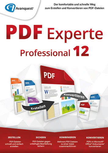 PDF Experte 12 Professional (Download), PC