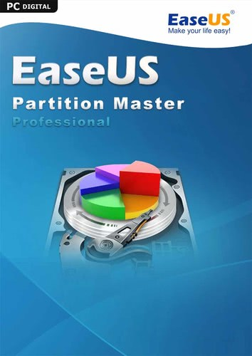 Verpackung von EaseUS Partition Master PRO [PC-Software]