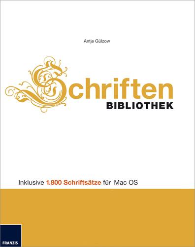 Verpackung von Schriften-Bibliothek [Mac-Software]