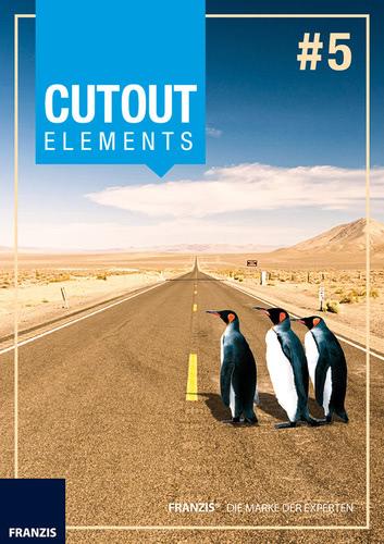 Verpackung von CutOut 5 elements [Mac-Software]