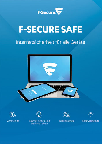 F-Secure SAFE Internet Security 2018