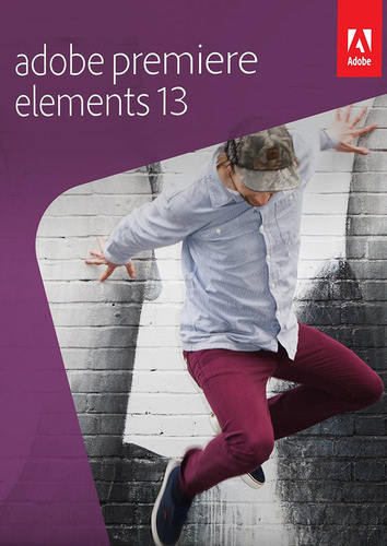 Verpackung von Adobe Premiere Elements 13 [MULTIPLATFORM]