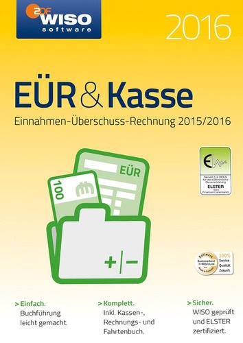 WISO EÜR & Kasse 2016