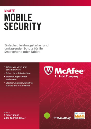 McAfee Mobile Security (Download),