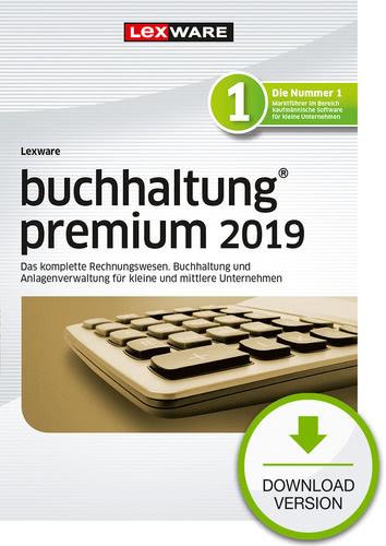 Verpackung von Lexware buchhaltung premium 2019 [PC-Software]
