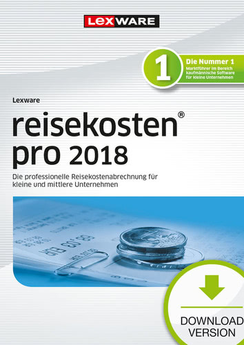 Lexware reisekosten pro 2018 Download – Abo Version