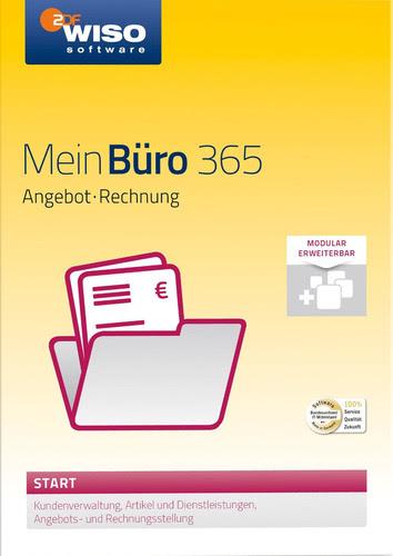 WISO Mein Büro 365 Start