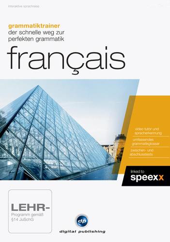 Verpackung von Grammatiktrainer Français [PC-Software]