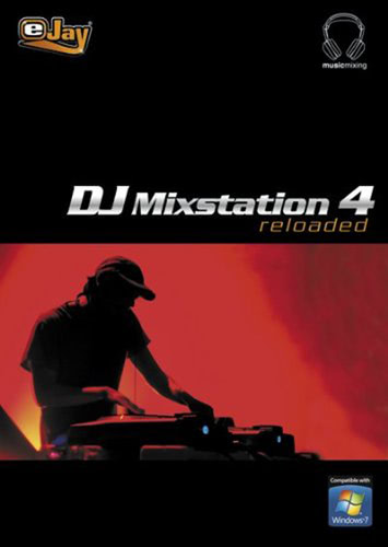 eJay DJ Mixstation 4 reloaded, ESD (Download) (PC)