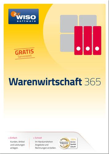 Verpackung von WISO Warenwirtschaft 365 Tage [PC-Software]