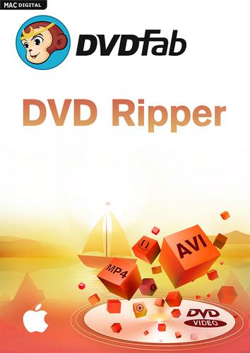 Verpackung von DVDFab DVD Ripper [Mac-Software]